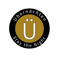 Ubernachten Stay the Night Logo